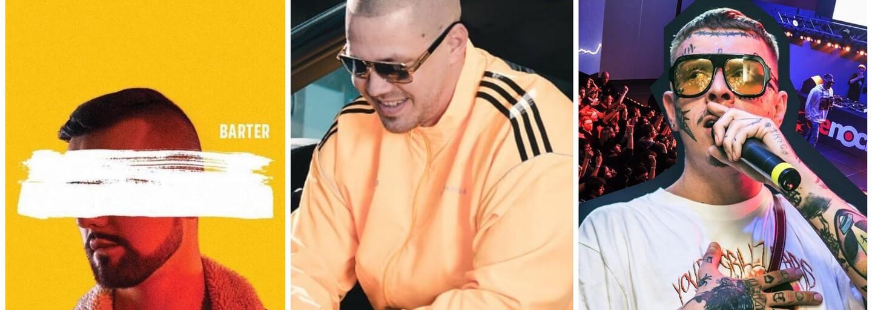 TOP 10: Nejlepší česká a slovenská rapová alba roku 2018