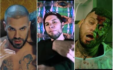 TOP 10: Najlepšie slovenské a české rapové videoklipy za prvú polovicu roka 2017