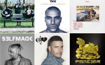 TOP 10: Najlepšie slovenské rapové albumy za rok 2017