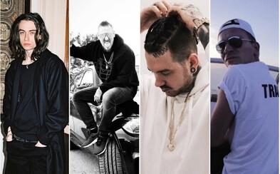 TOP 10: Najlepšie slovenské rapové skladby prvej polovice roka 2017