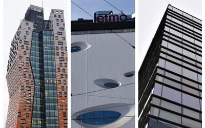 TOP 10 staveb moderní architektury v Brně, které nesmíš přehlédnout