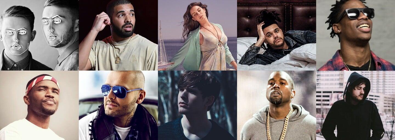 TOP 10: Vybrali jsme nejočekávanější hudební alba zbytku roku 2015