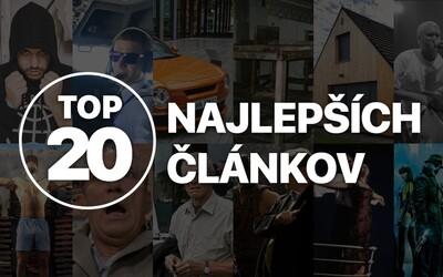 TOP 20: Spríjemni si prvé novembrové dni najhodnotnejšími článkami za posledný mesiac