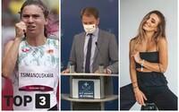 Top 3 na pondelok: V očkovacej lotérii vyhrá 100-tisíc ľudí, športovkyňa má poľské vízum a Žideková nazbierala 67-tisíc followerov