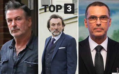 TOP 3 v piatok: Alec Baldwin zastrelil kameramanku, matka narušila nakrúcanie HBO, Žilinka oslobodil brata oligarchu Brhela