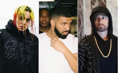 TOP 5: Najväčšie americké rapové beefy roku 2018