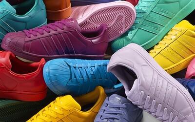 Top 5 provedení adidas Originals Superstar, která jsou aktuálně v prodeji