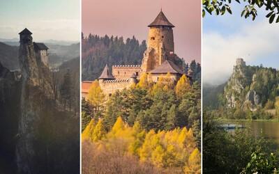TOP 5 slovenských hradov, ktoré môžeš navštíviť aj počas koronakrízy. Každý skrýva temné tajomstvo