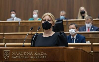 TOP 8 výrokov Zuzany Čaputovej zo správy o stave republiky: Bol to rok traumy, strachu a hnevu, nenávisť zničí aj svojho pôvodcu
