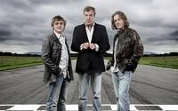 Top Gear mohl pokračovat, May a Hammond ale bez Clarksona odmítli natáčet