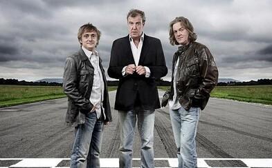 Top Gear mohol pokračovať, May a Hammond však bez Clarksona odmietli natáčať