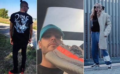 Boty známých Čechů a Slováků: Jaké tenisky nosí aktuálně NobodyListen, Sergei Barracuda nebo Ben Cristovao?