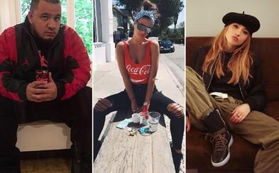 Boty známých Čechů a Slováků: Yeezy Boost a Air Jordan opět ovládly domácí scénu