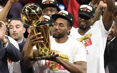 Toronto získává historicky první titul v NBA. Drake definitivně prolomil svoji kletbu