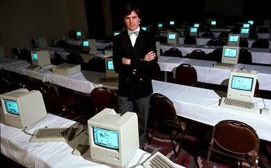 Toto bol stroj, ktorý definoval moderné počítače a notebooky. Steve Jobs ho ukázal v roku 1984