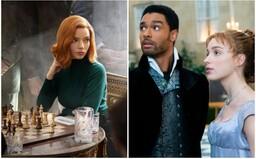 Toto je 10 nejsledovanějších seriálů od Netflixu. Do Top 10 se dostaly Bridgerton i The Queen's Gambit