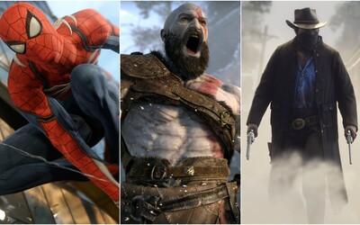 Toto je 20 najočakávanejších a graficky najvymakanejších hier roka 2018. Tešte sa na návrat do ruského Metra, zombíkov či emotívne príbehy
