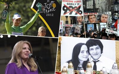 Toto je 30 momentov a udalostí, ktoré za poslednú dekádu formovali a menili Slovensko