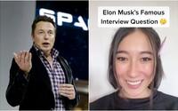 Toto je hádanka, ktorú údajne dáva Elon Musk ľuďom na pohovoroch. Dokážeš ju vyriešiť?