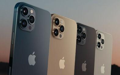Toto je iPhone 12: Přijde ve čtyřech verzích, známe i české ceny