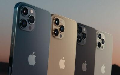 Toto je iPhone 12: Príde v štyroch verziách, poznáme slovenské ceny