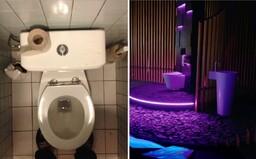 Toto je najkrajšia toaleta na svete. Navrhli ju umelci a keď to uvidíš, svoje WC budeš chcieť vymeniť