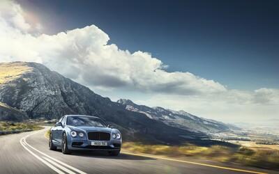 Toto je najrýchlejšia limuzína od Bentley! 635-koňový Flying Spur W12 S dokáže uháňať až 325 km/h