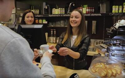 Toto je práca snov pre každého, kto miluje kávu. V Tchibo sme našli skvelé jedlo a fantastický kolektív