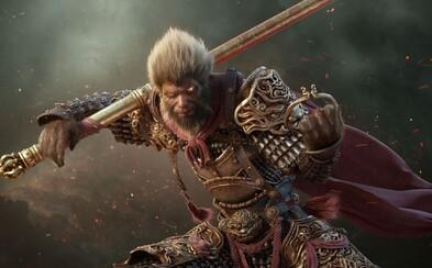 Toto je první skutečná hra nové generace. Grafika a efekty v akčním RPG Black Myth: Wu Kong vyrážejí dech