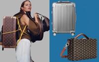 Toto jsou designérské kusy zavazadel, do kterých se vyplatí investovat a vydrží ti celý život