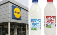Toto mlieko z Lidla môže byť kontaminované, varuje výrobca. Spoločnosť ho sťahuje z trhu