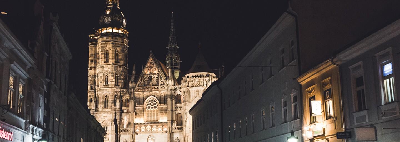 Toto sú najkrajšie historické budovy Košíc. Metropola východu ukrýva ozajstné bohatstvo