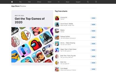 Toto sú najlepšie aplikácie roka 2020 podľa Apple