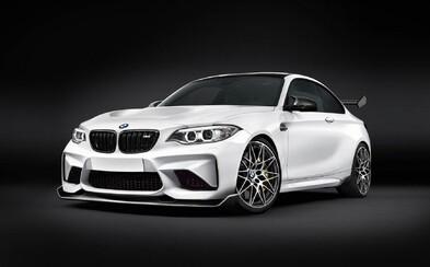Toto vyšperkované BMW M2 Coupé zaručí okrem množstva karbónu a až 450 koní ešte väčšiu radosť z jazdy!