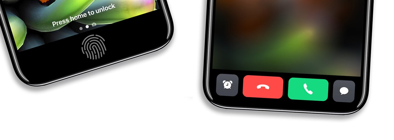 Touch ID v displeji iPhonu 8 alebo okuliare s rozšírenou realitou. Applu zrejme unikli plány na mesiace dopredu
