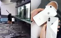 Továrnu na iPhony zničili a vyrabovali naštvaní zaměstnanci, přeli se s vedením o mzdy. Způsobili škodu za 150 milionů korun