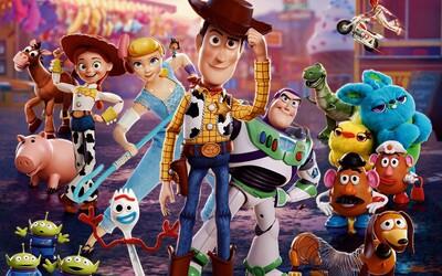 Toy Story 4 zničilo konkurenci a Disney může po úspěšném Aladinovi slavit další hit