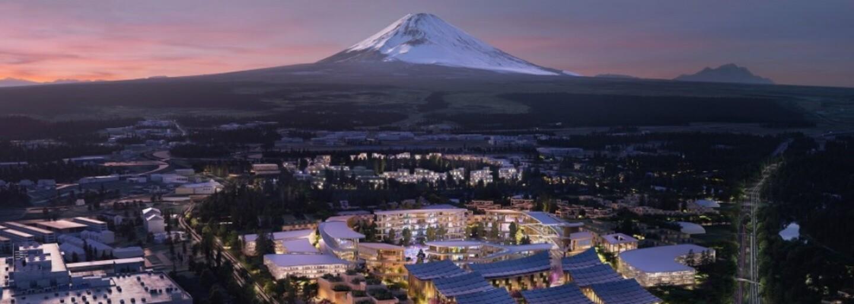 Toyota postaví pod horou Fudži v Japonsku smart mesto poháňané čistou energiou. Bude tam testovať technológie budúcnosti