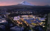 Toyota postaví pod horou Fudži v Japonsku smart město poháněné čistou energií, kde bude testovat technologie budoucnosti
