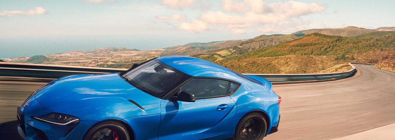 Toyota zvyšuje výkon novej Supry.  Zo špeciálnej edície vyrobia len 100 kusov