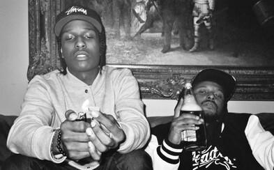 Tracklist Rockyho druhého albumu oznamoval spoluprácu so ScHoolboyom Q. Dostala sa von ako nový singel