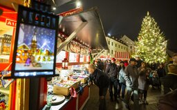Tradičné vianočné trhy organizované magistrátom v Bratislave tento rok nebudú. O Hviezdoslavovom námestí ešte nie je rozhodnuté