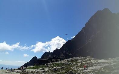 Tragédia vo Vysokých Tatrách: O život prišiel mladý poľský horolezec, neprežil 100-metrový pád na skaly