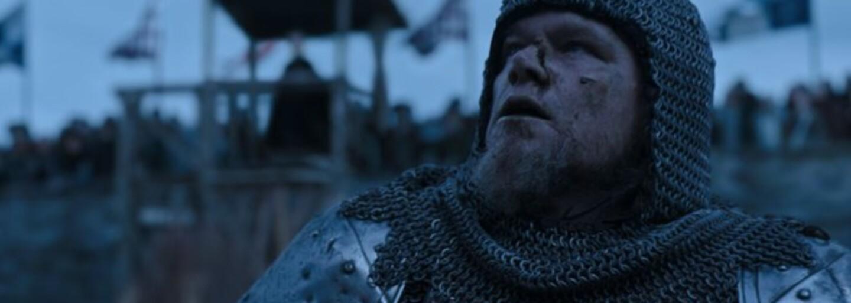 Trailer: Matt Damon a Adam Driver budú zápasiť v historickej filmovej novinke Ridleyho Scotta. Jeden z nich musí zomrieť