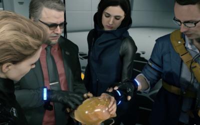 Trailer na Death Stranding pre PS4 je plný hviezd. Skryje do vrecka aj očakávaný Cyberpunk 2077