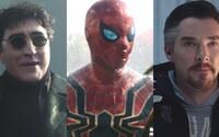 Trailer na Spider-Man: No Way Home je nejsledovanějším trailerem historie. Překonal i Avengers: Endgame
