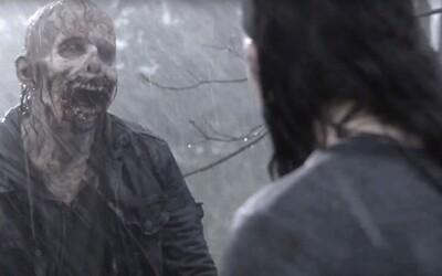Trailer pre Fear the Walking Dead vrhá hrdinov do depresívneho a krvavého víru plného zombíkov