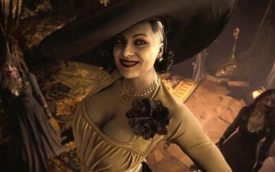Trailer pre Resident Evil Village sľubuje najlepší diel od čias Resident Evil 4. Pôjde o gotický horor s vlkolakmi a upírmi