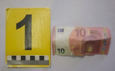 Traja Slováci platili falošnými bankovkami, ktoré kúpili na internete. Slúžiť majú len na spoločenské hry