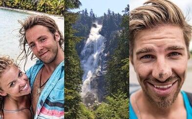 Traja známi youtuberi zahynuli po páde pri natáčaní vo vodopádoch. Následný pokus o záchranu neprežil žiadny z nich